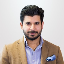 Naimish Gohil, Chairman, CEO and Founder of Satchel