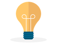 Lighbulb to show that Show My Homework empowers teachers and students