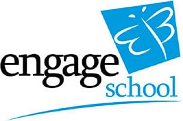 Engage logo who integrate with Satchel One
