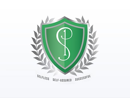 Logo for The Priory School case study, customers of Satchel One.