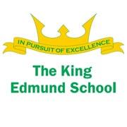 Logo of King Edmund School, customers of Satchel One