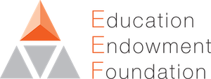 Education Endowment Foundation and Sutton Trust logo and report about programmes with experienced and trained teachers being the most effective at delivering online tutoring to students