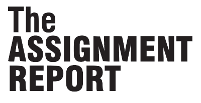 The Assignment report award winners logo for Education Company of the Year