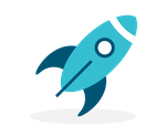Rocket showing quick easy setup and roll out plan by Show My Homework account managers and support team